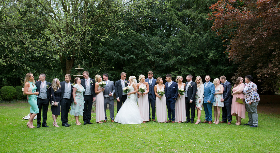 - Aldwalk Manor wedding Photographer - Y