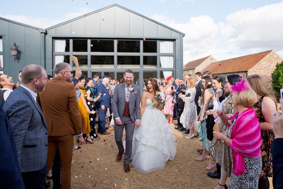 043 - Bunny Hill Wedding Photographer -