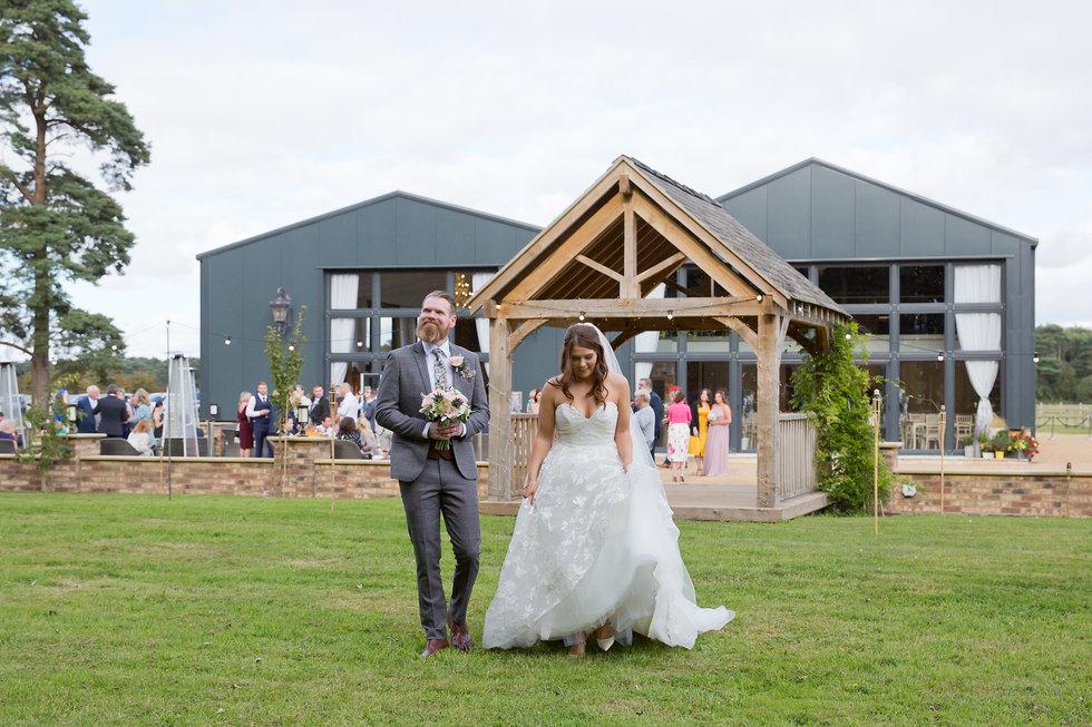 045 - Bunny Hill Wedding Photographer -