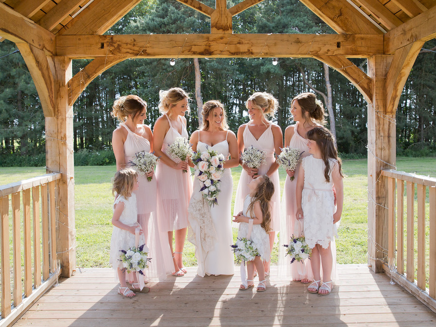 Bunny Hill Barn Wedding Photographer - Y