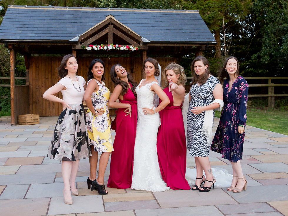 052 - Villa Farm Wedding Photographer -
