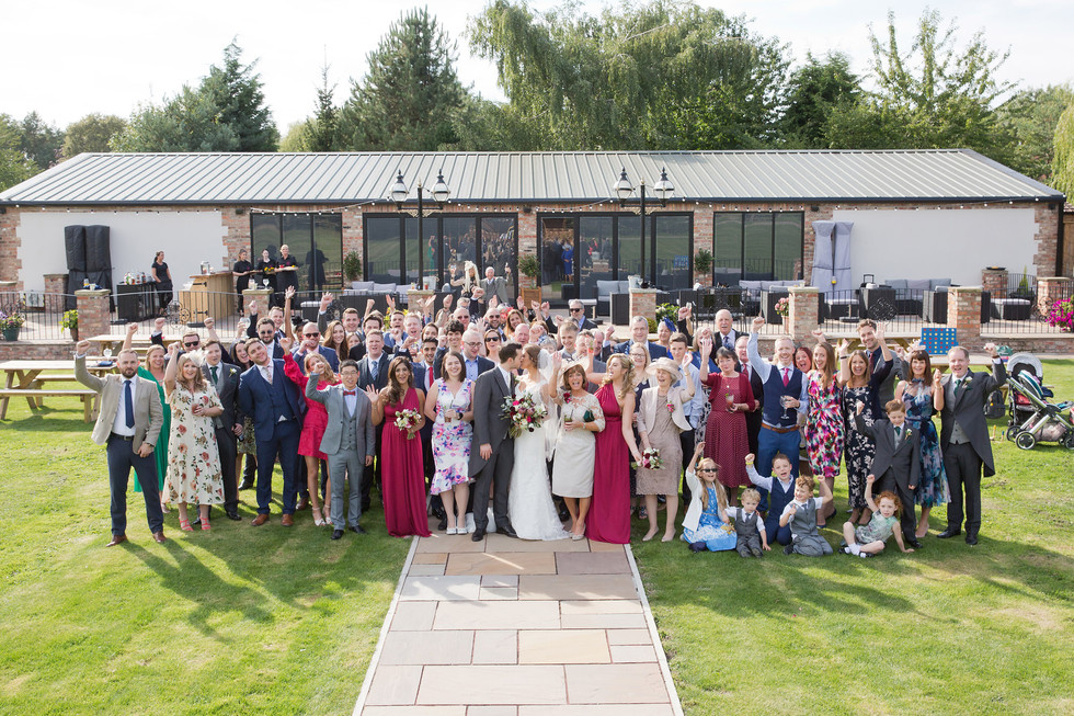 032 - Villa Farm Wedding Photographer -