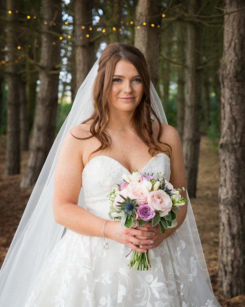 050 - Bunny Hill Wedding Photographer -