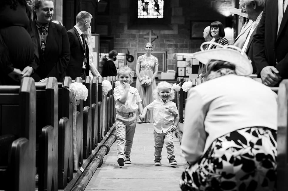 Hull Wedding Photographer - Paul Hawkett Photography at Priory cottages - Award winning Yo