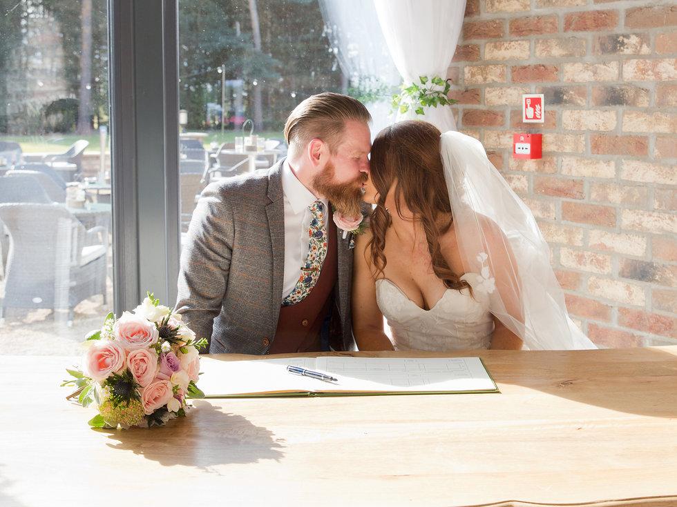 041 - Bunny Hill Wedding Photographer -