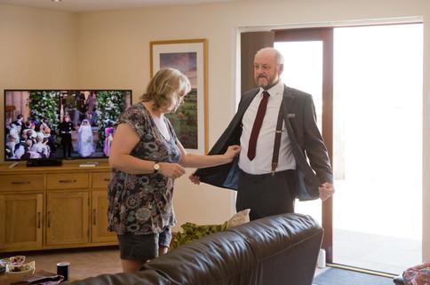 Thief Hall Wedding Photographer Paul hawkett Photography - Yorkshire Wedding Photographer - 004.jpg
