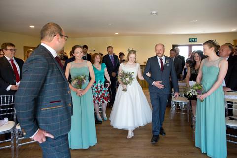 Thief Hall Wedding Photographer Paul hawkett Photography - Yorkshire Wedding Photographer - 013.jpg