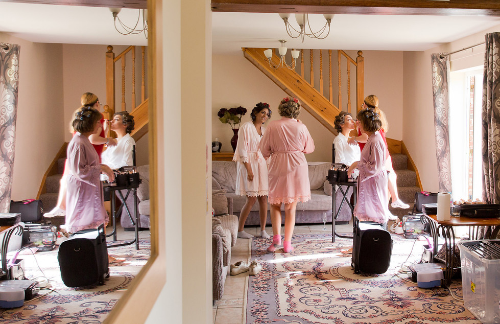 005 - Villa Farm Wedding Photographer -
