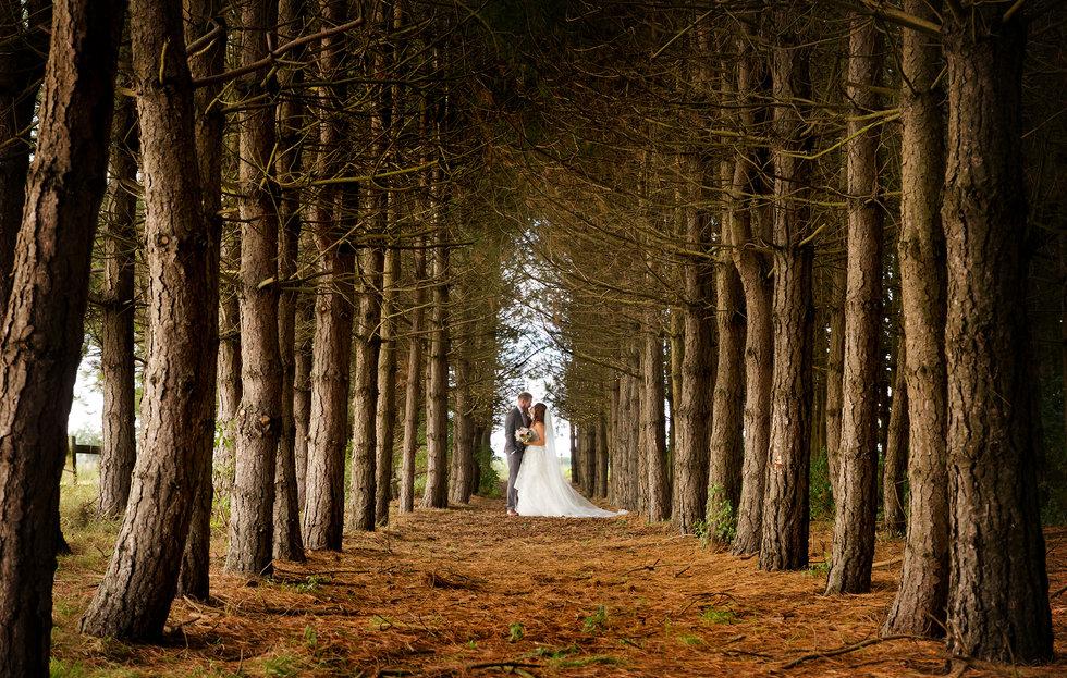 047 - Bunny Hill Wedding Photographer -