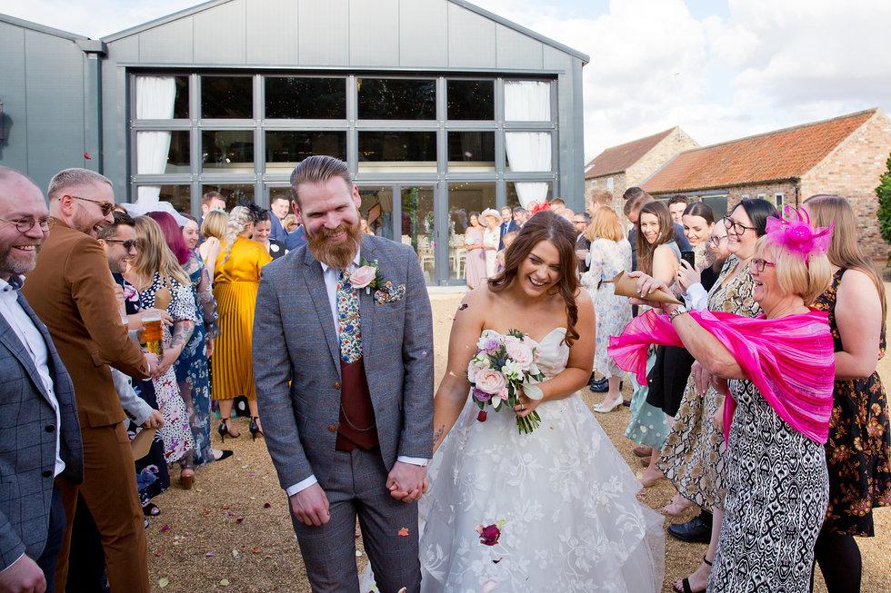 044 - Bunny Hill Wedding Photographer -