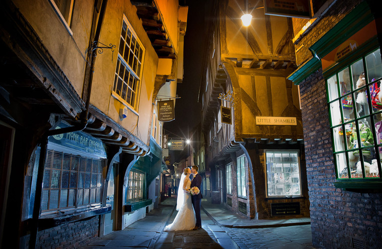 Paul Hawkett Photography - Yorkshire Wed