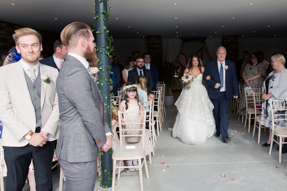 035 - Bunny Hill Wedding Photographer -