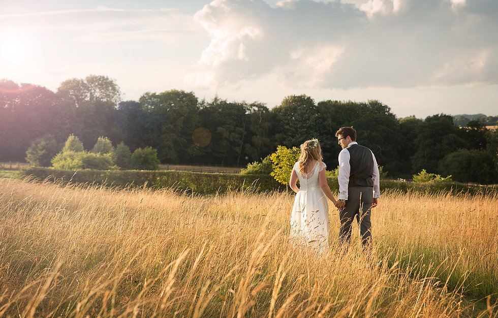 Yorkshire Wedding Photographer offering