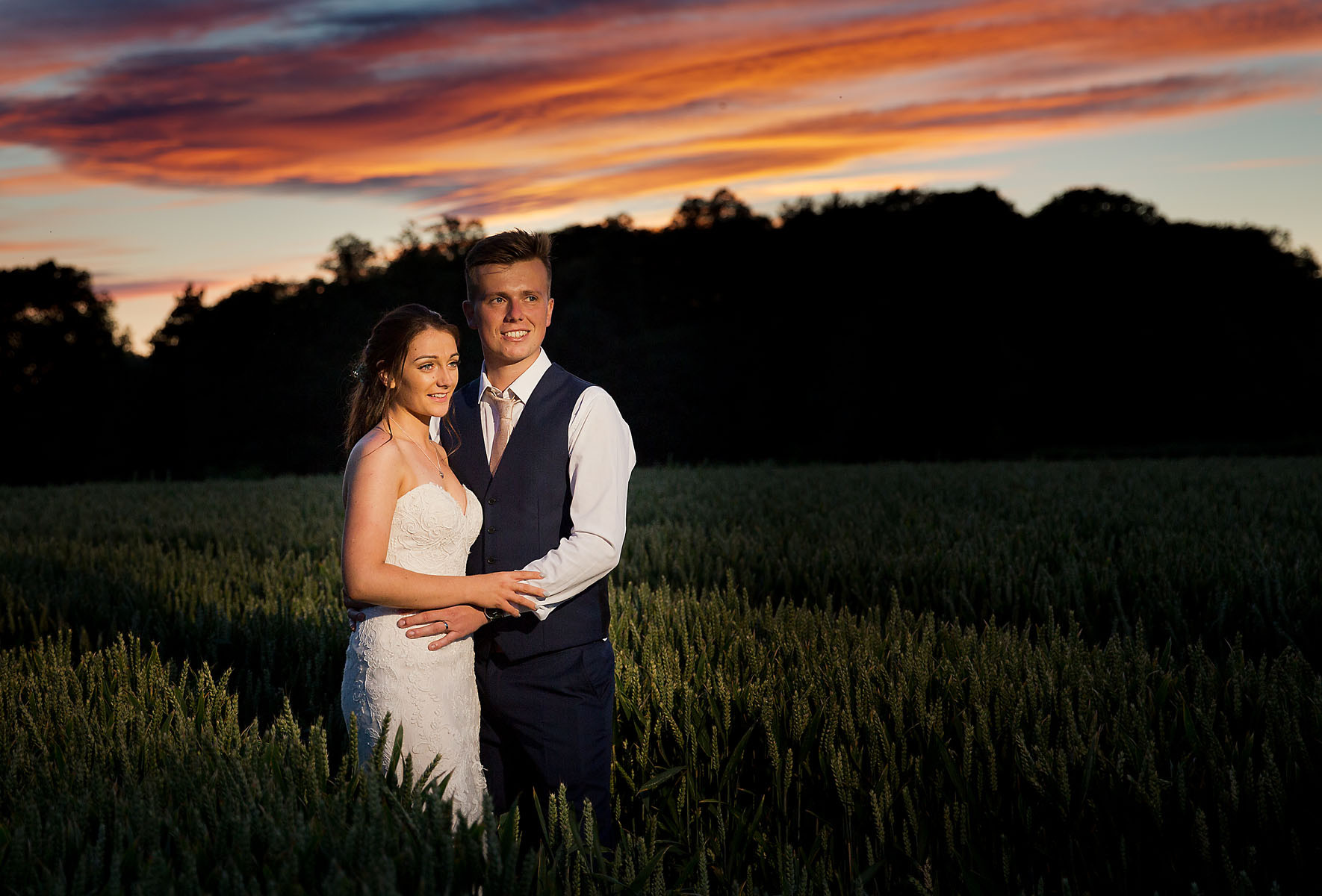 Hull Wedding Photographer - Paul Hawkett Photography at South Dalton near Beverley