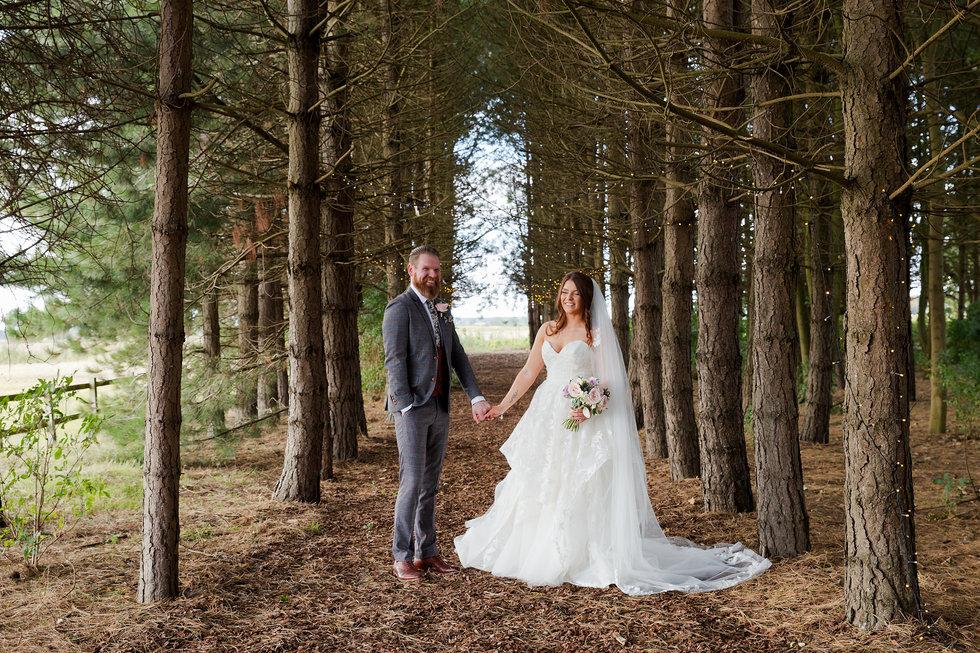 046 - Bunny Hill Wedding Photographer -