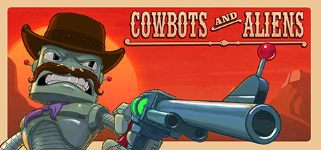 Cowbots and Aliens (1-8 Players)