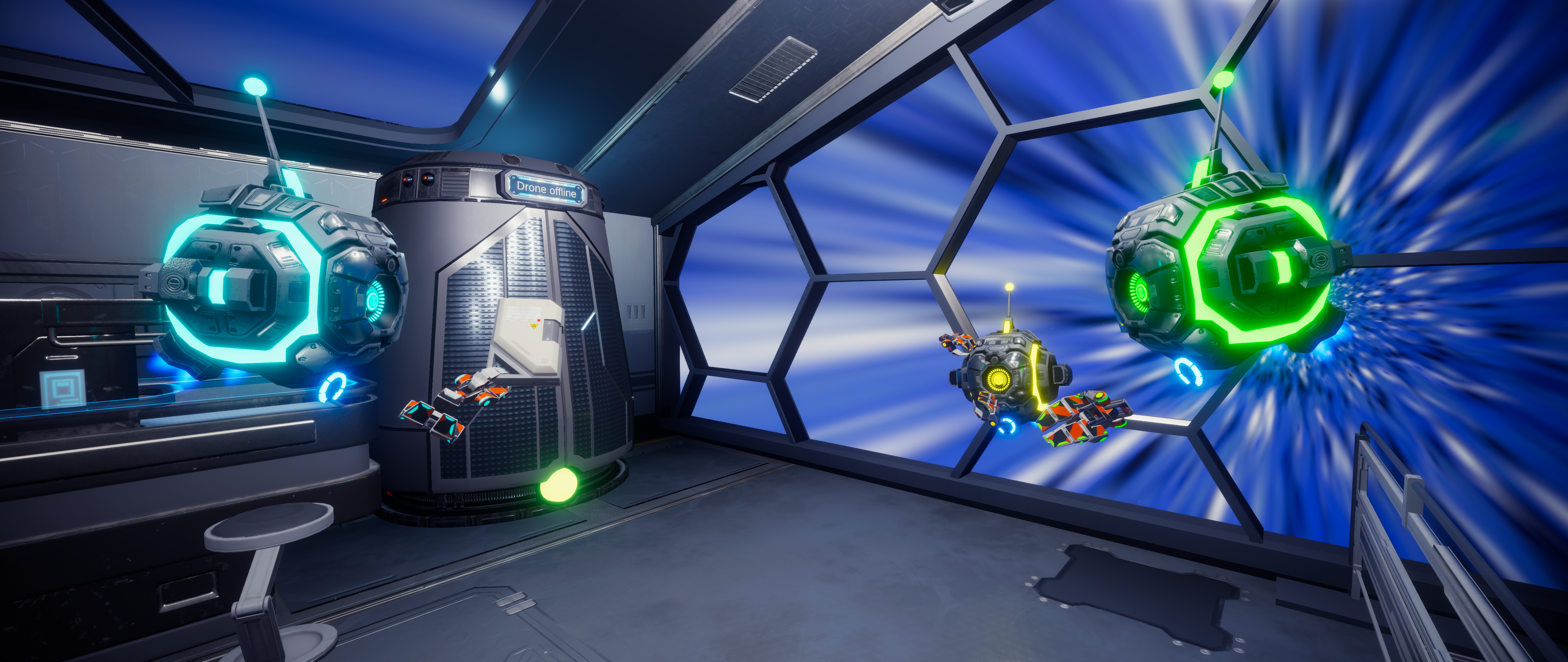 Signal Lost Escape Room
