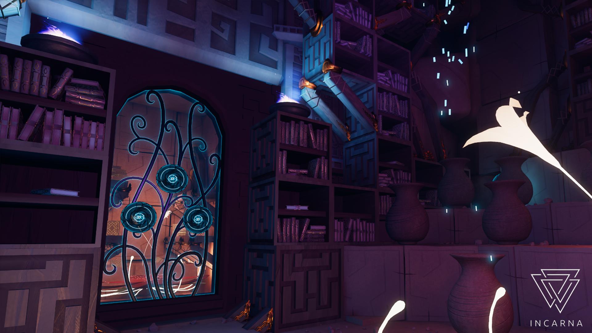 Incarna Ch 1 Escape Room