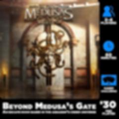 Beyond Medusa's Gate Escape Room Fort Wayne