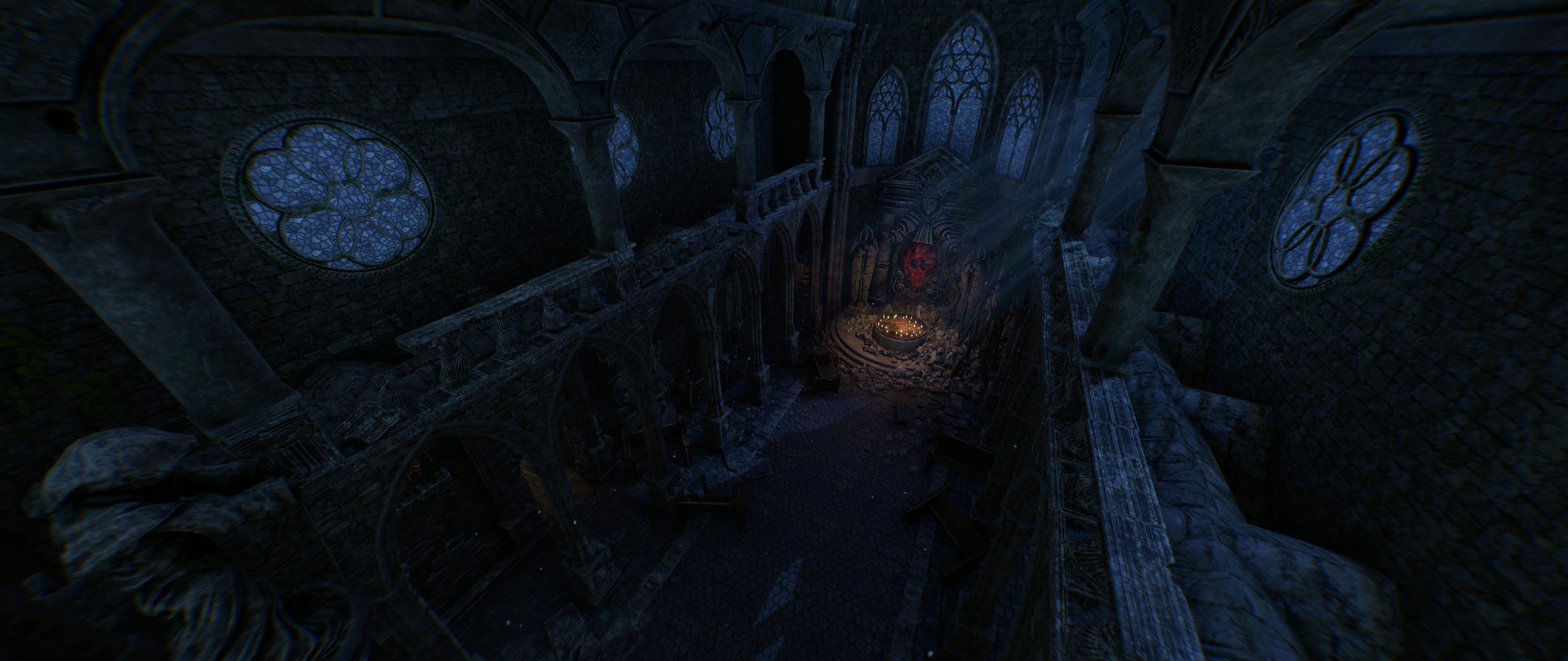 Sanctum Escape Room