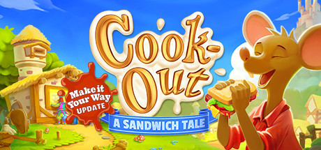 Cook-Out: A Sandwich Tale (1-4 Players)
