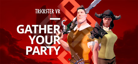 Trickster VR: Co-op Dungeon Crawler (1-4 Players)