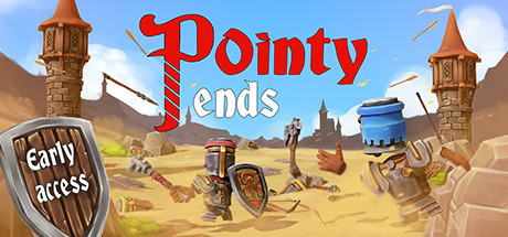 Pointy Ends VR (1-4 Players)
