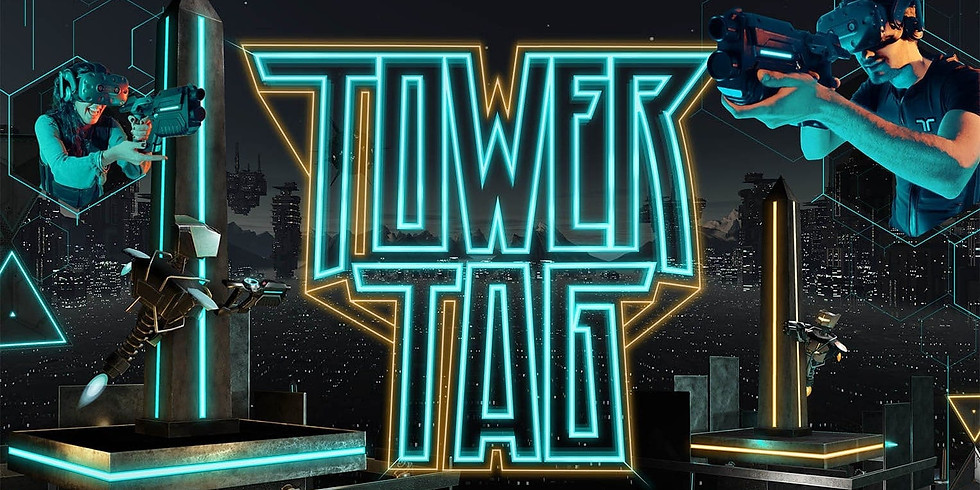 VR laser Tag Tournament