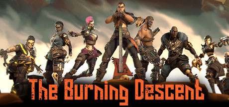 The Burning Descent (1-4 Players)