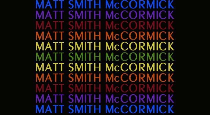 Matt Smith McCormick