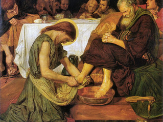 Maundy Thursday - How Quickly Things Can Change