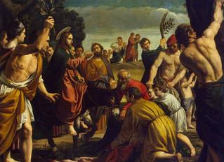 Palm Sunday - Triumphal Entry