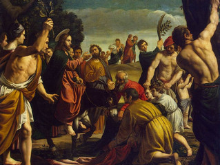 Palm Sunday - Triumphal Entry