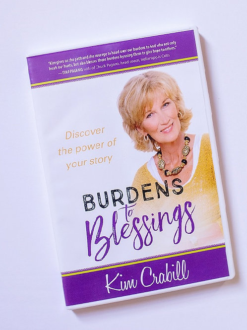Burdens to Blessings DVD Set