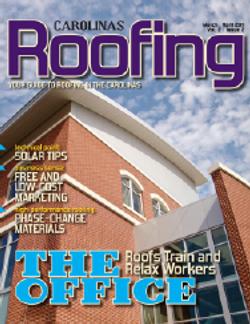 Carolina Roofing - Mar April 2011