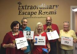 Dognapped escape room