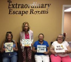 Dognapped escape room - 1st tester