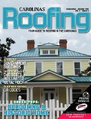 Carolina Roofing - Sept Oct 2011