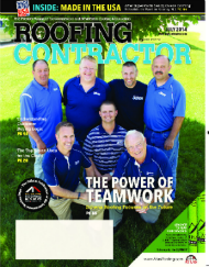 July 2014 Roofing Contractor