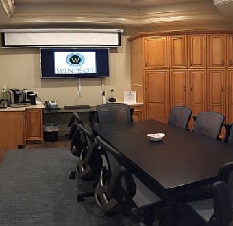 Ratcliffe Boardroom