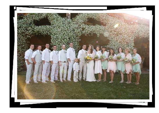 Bridesmaids Shawls >>