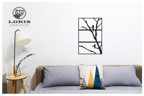 Birds On A Tree (3 frames)
