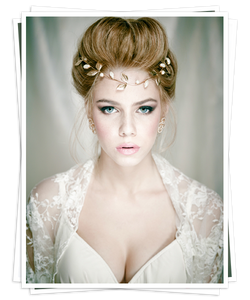Bridal shawl >>