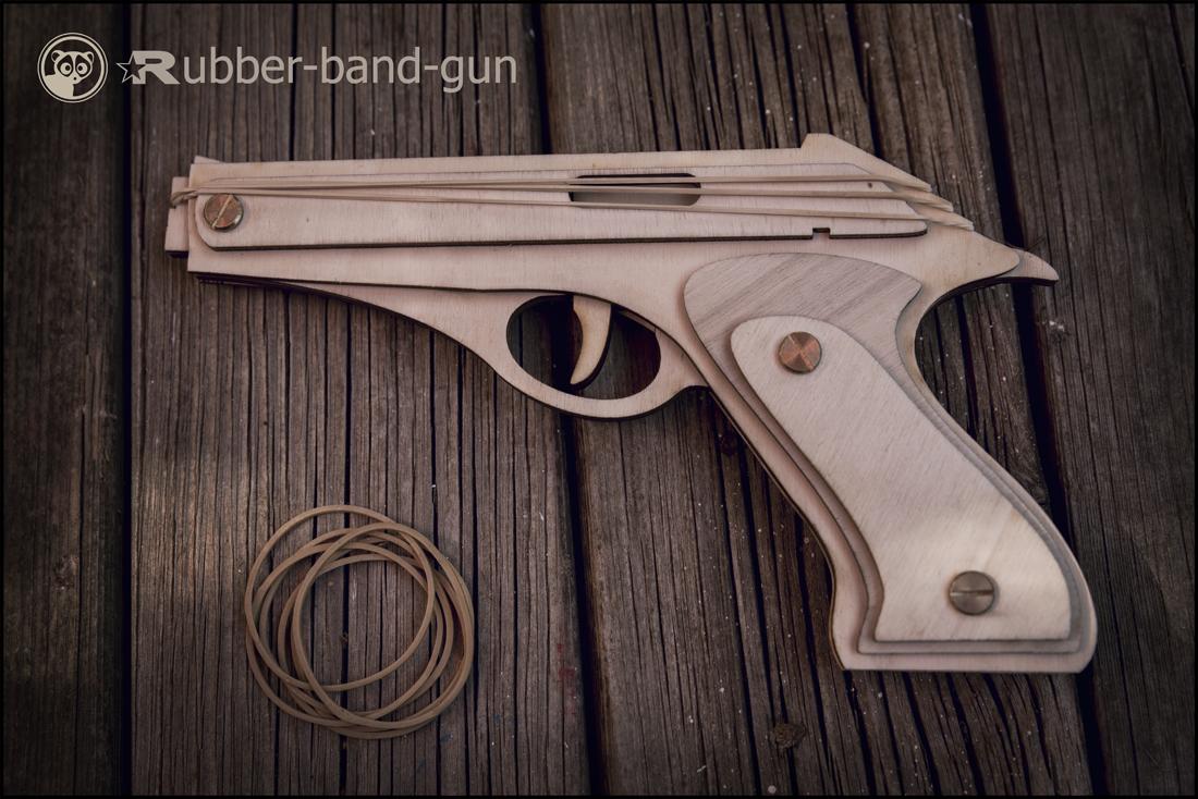 אקדח גומיות
