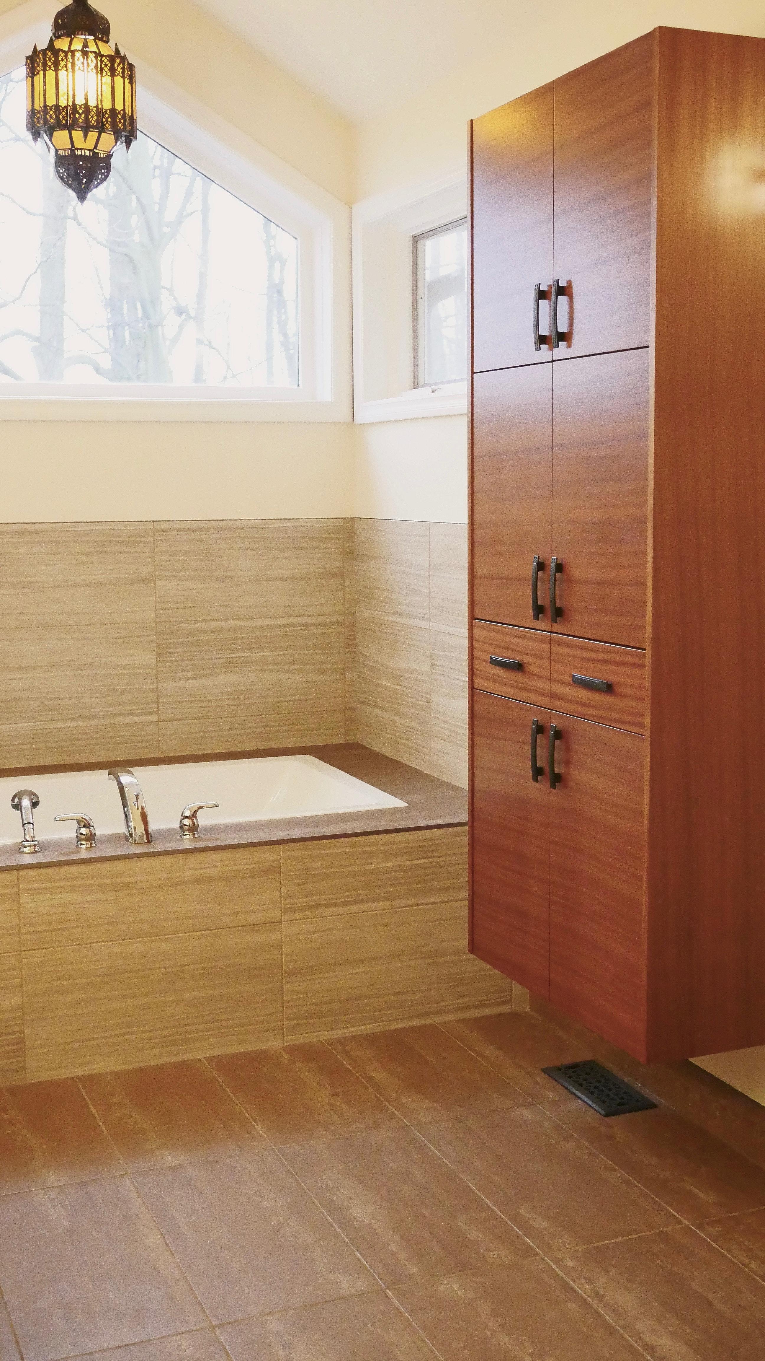 Final Touch Renos Full Bathroom Renovation