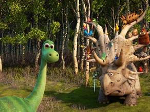 Dica de Filme: O Bom Dinossauro (The Good Dinosaur) - Disney | Pixar