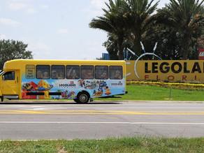 Transporte para Legoland - Conforto e Segurança
