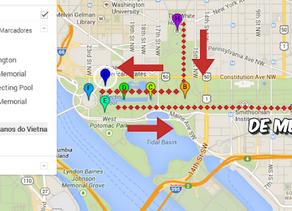 National Mall: Roteiro pelo Principais Pontos Turísticos de Washington - Roteiro 1 dia!