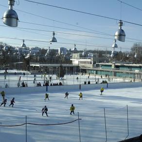 Patins no Gelo em Berna: Kunsteisbahn Ka-We-De