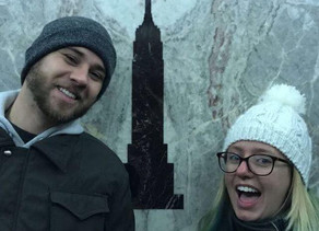 Empire State Building - Melhor visão de New York!